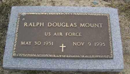 MOUNT  (VETERAN), RALPH DOUGLAS - Lawrence County, Arkansas | RALPH DOUGLAS MOUNT  (VETERAN) - Arkansas Gravestone Photos