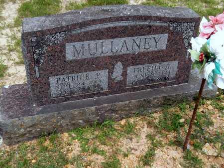 MULLANEY, PATRICK P - Lawrence County, Arkansas | PATRICK P MULLANEY - Arkansas Gravestone Photos