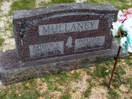 MULLANEY, PATRICK P - Lawrence County, Arkansas | PATRICK P MULLANEY - Arkansas Gravestone Photos