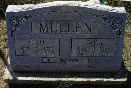 GREEN MULLEN, ROSA BELLE - Lawrence County, Arkansas | ROSA BELLE GREEN MULLEN - Arkansas Gravestone Photos