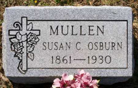"MULLEN, SUSAN ""SUSIEY"" CATHERINE - Lawrence County, Arkansas 