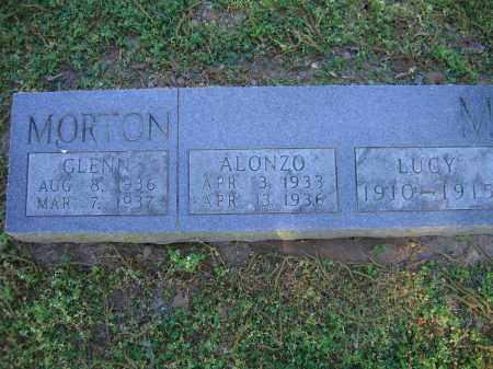 MURPHY, ALONZO - Lawrence County, Arkansas | ALONZO MURPHY - Arkansas Gravestone Photos