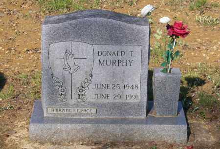 MURPHY, DONALD TRUETT - Lawrence County, Arkansas | DONALD TRUETT MURPHY - Arkansas Gravestone Photos