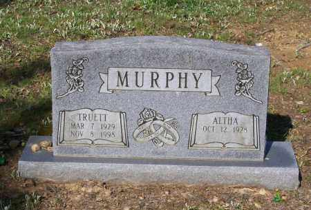 MURPHY, EVERETT TRUETT - Lawrence County, Arkansas | EVERETT TRUETT MURPHY - Arkansas Gravestone Photos