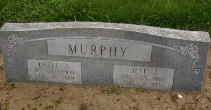 MURPHY, JEFF J. - Lawrence County, Arkansas | JEFF J. MURPHY - Arkansas Gravestone Photos