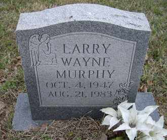 MURPHY, LARRY WAYNE - Lawrence County, Arkansas | LARRY WAYNE MURPHY - Arkansas Gravestone Photos