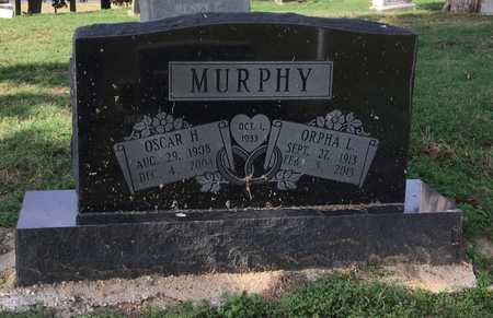 MURPHY, OSCAR HAYWOOD - Lawrence County, Arkansas | OSCAR HAYWOOD MURPHY - Arkansas Gravestone Photos
