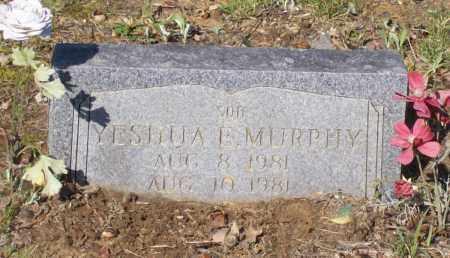 MURPHY, YESHUA ELIGA - Lawrence County, Arkansas | YESHUA ELIGA MURPHY - Arkansas Gravestone Photos