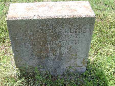 NAPIER, LITTLE RUFUS - Lawrence County, Arkansas | LITTLE RUFUS NAPIER - Arkansas Gravestone Photos