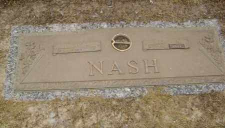 NASH, HARRY LEE - Lawrence County, Arkansas | HARRY LEE NASH - Arkansas Gravestone Photos