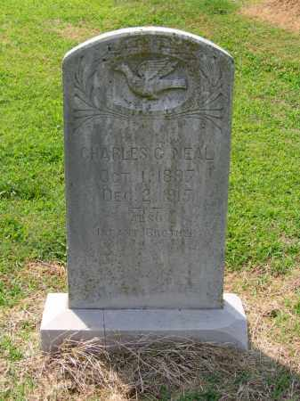NEAL, INFANT SON - Lawrence County, Arkansas | INFANT SON NEAL - Arkansas Gravestone Photos