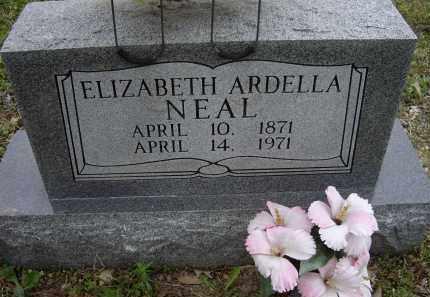NEAL, ELIZABETH ARDELLA - Lawrence County, Arkansas | ELIZABETH ARDELLA NEAL - Arkansas Gravestone Photos
