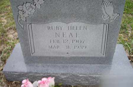 NEAL, RUBY HELEN - Lawrence County, Arkansas | RUBY HELEN NEAL - Arkansas Gravestone Photos