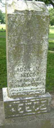 NEECE, ADDIE MAY - Lawrence County, Arkansas | ADDIE MAY NEECE - Arkansas Gravestone Photos
