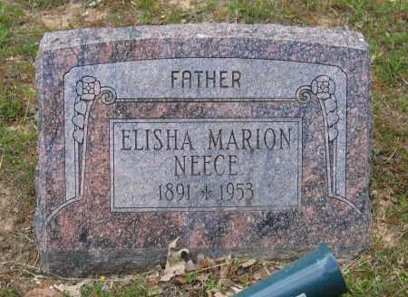 NEECE, ELISHA MARION - Lawrence County, Arkansas | ELISHA MARION NEECE - Arkansas Gravestone Photos
