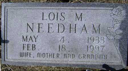 NEEDHAM, LOIS M. - Lawrence County, Arkansas | LOIS M. NEEDHAM - Arkansas Gravestone Photos