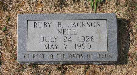 NEILL, RUBY BELL - Lawrence County, Arkansas | RUBY BELL NEILL - Arkansas Gravestone Photos