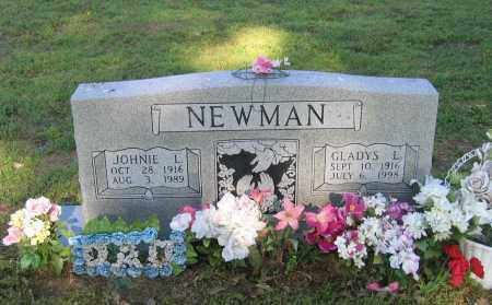 NEWMAN, JOHNIE LESLEY - Lawrence County, Arkansas | JOHNIE LESLEY NEWMAN - Arkansas Gravestone Photos
