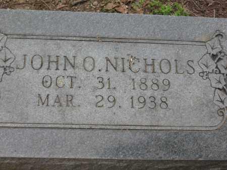 NICHOLS, JOHN O. - Lawrence County, Arkansas | JOHN O. NICHOLS - Arkansas Gravestone Photos