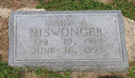 TURNAGE NISWONGER, MARY ROSELLE - Lawrence County, Arkansas | MARY ROSELLE TURNAGE NISWONGER - Arkansas Gravestone Photos