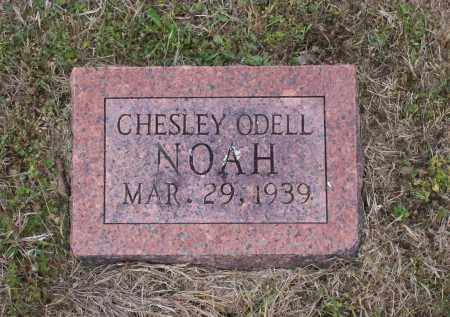 NOAH, CHESLEY ODELL - Lawrence County, Arkansas | CHESLEY ODELL NOAH - Arkansas Gravestone Photos