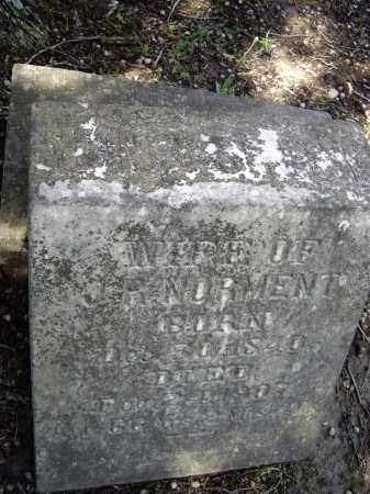 "SMYTHE NORMENT, SIDNEY ""SHINE"" - Lawrence County, Arkansas 