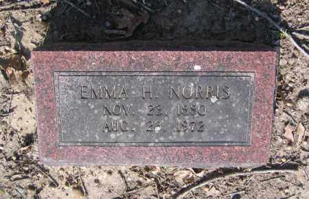 BURNS NORRIS, EMMA HENRY - Lawrence County, Arkansas | EMMA HENRY BURNS NORRIS - Arkansas Gravestone Photos