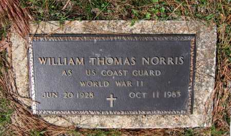 NORRIS (VETERAN WWII), WILLIAM THOMAS - Lawrence County, Arkansas | WILLIAM THOMAS NORRIS (VETERAN WWII) - Arkansas Gravestone Photos