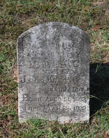 NUNNALLY, MARGARET C. - Lawrence County, Arkansas | MARGARET C. NUNNALLY - Arkansas Gravestone Photos