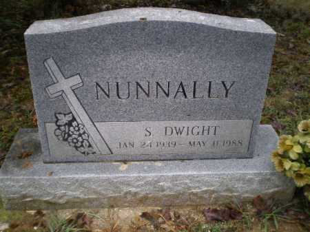 NUNNALLY, SHERRIL DWIGHT - Lawrence County, Arkansas | SHERRIL DWIGHT NUNNALLY - Arkansas Gravestone Photos