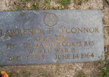 O'CONNOR, SR. (VETERAN WWII), LAWRENCE EDWARD - Lawrence County, Arkansas | LAWRENCE EDWARD O'CONNOR, SR. (VETERAN WWII) - Arkansas Gravestone Photos