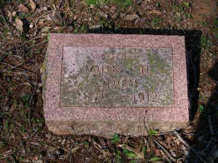 ODOM, JOHN H. - Lawrence County, Arkansas | JOHN H. ODOM - Arkansas Gravestone Photos