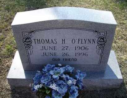O'FLYNN, THOMAS HESLIN - Lawrence County, Arkansas | THOMAS HESLIN O'FLYNN - Arkansas Gravestone Photos