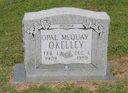 O'KELLEY, OPAL - Lawrence County, Arkansas | OPAL O'KELLEY - Arkansas Gravestone Photos