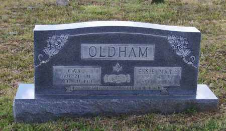 OLDHAM (VETERAN WWII), CARL - Lawrence County, Arkansas | CARL OLDHAM (VETERAN WWII) - Arkansas Gravestone Photos