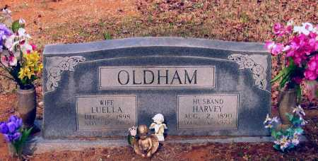 OLDHAM, LUELLA THOMAS FRAZIER - Lawrence County, Arkansas | LUELLA THOMAS FRAZIER OLDHAM - Arkansas Gravestone Photos