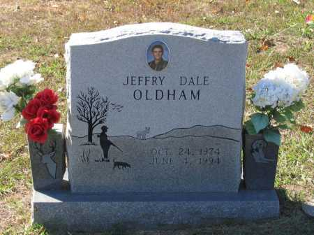 OLDHAM, JEFFRY DALE - Lawrence County, Arkansas   JEFFRY DALE OLDHAM - Arkansas Gravestone Photos