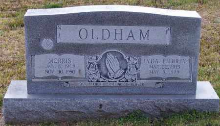 OLDHAM, LYDA M. - Lawrence County, Arkansas | LYDA M. OLDHAM - Arkansas Gravestone Photos