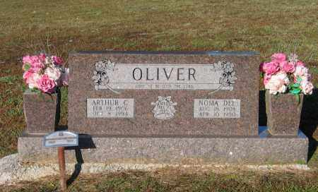 FOLEY OLIVER, NOMA DEE - Lawrence County, Arkansas | NOMA DEE FOLEY OLIVER - Arkansas Gravestone Photos