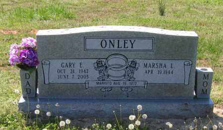 "ONLEY, GARY ""GERRY"" ELLSWORTH - Lawrence County, Arkansas 