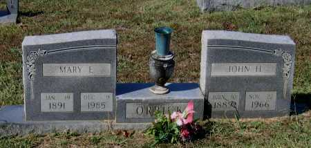 ORRICK, JOHN HARRISON - Lawrence County, Arkansas | JOHN HARRISON ORRICK - Arkansas Gravestone Photos