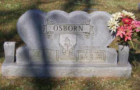 OSBORN, DEREK SHANE - Lawrence County, Arkansas   DEREK SHANE OSBORN - Arkansas Gravestone Photos