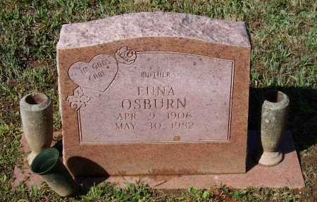 OSBURN, EUNA - Lawrence County, Arkansas | EUNA OSBURN - Arkansas Gravestone Photos