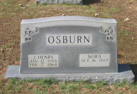 OSBURN, JAMES HENRY - Lawrence County, Arkansas | JAMES HENRY OSBURN - Arkansas Gravestone Photos