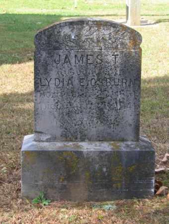 OSBURN, JAMES T. - Lawrence County, Arkansas | JAMES T. OSBURN - Arkansas Gravestone Photos