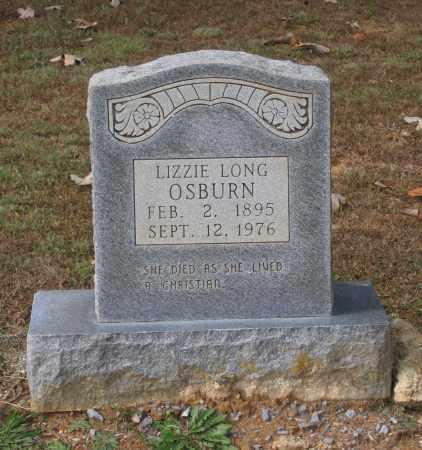 "OSBURN, SARAH ELIZABETH ""LIZZIE"" - Lawrence County, Arkansas | SARAH ELIZABETH ""LIZZIE"" OSBURN - Arkansas Gravestone Photos"