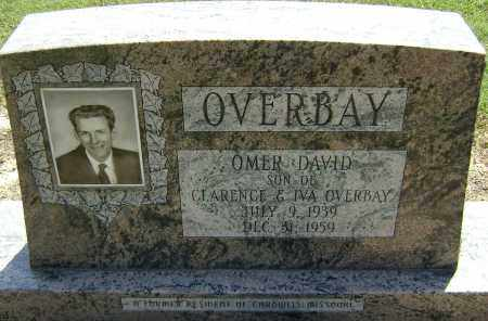 OVERBAY, OMER DAVID - Lawrence County, Arkansas | OMER DAVID OVERBAY - Arkansas Gravestone Photos