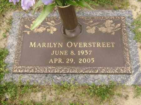 OVERSTREET, MARILYN - Lawrence County, Arkansas | MARILYN OVERSTREET - Arkansas Gravestone Photos