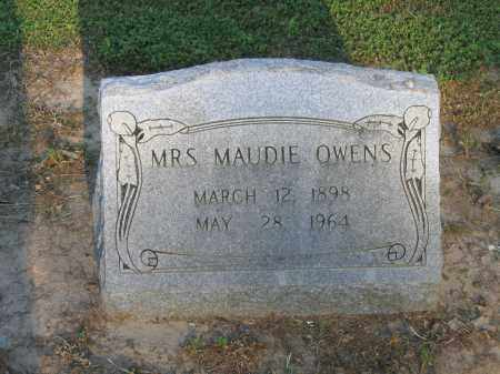 OWENS, MAUDIE - Lawrence County, Arkansas | MAUDIE OWENS - Arkansas Gravestone Photos