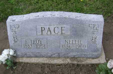PACE, NELLIE - Lawrence County, Arkansas | NELLIE PACE - Arkansas Gravestone Photos